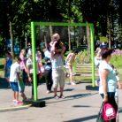 Освежающая арка фонтан с водой для пешеходов-4