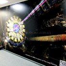 Баннер интерьерный в офис c УФ печатью-1