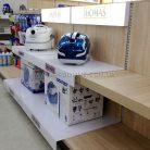 Брендирование полок в магазине накладками и лайтбоксами-1