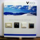 Демонстрационный стенд для образцов продукции Viko-2