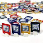 Фишки игровые с логотипом-1