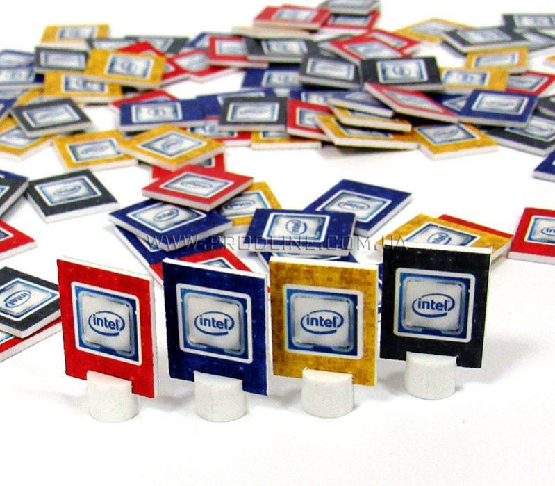Фишки игровые с логотипом
