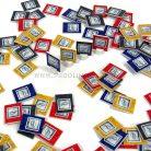 Фишки игровые с логотипом-2