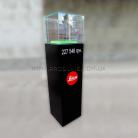 Напольный дисплей-стела с подсветкой-2