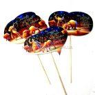 Баблы из ПВХ Цирк без животных-1