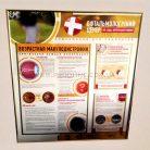 Информационная доска в офтальмологическом центре-4