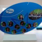 Стенд почета с победителями Pfizer-1