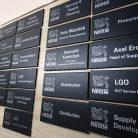 Таблички офисные на двери Nestle-1