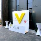 Фотозона Veon с прожекторами-3