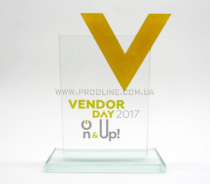 Награды из стекла Veon