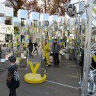 Зеркальная инсталляция-фотозона Veon-1
